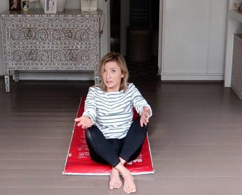 sitting-rising