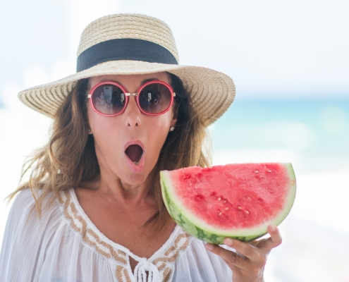 watermeloen gezond