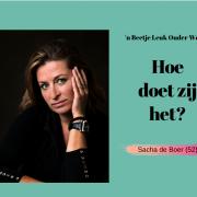 Sacha de Boer